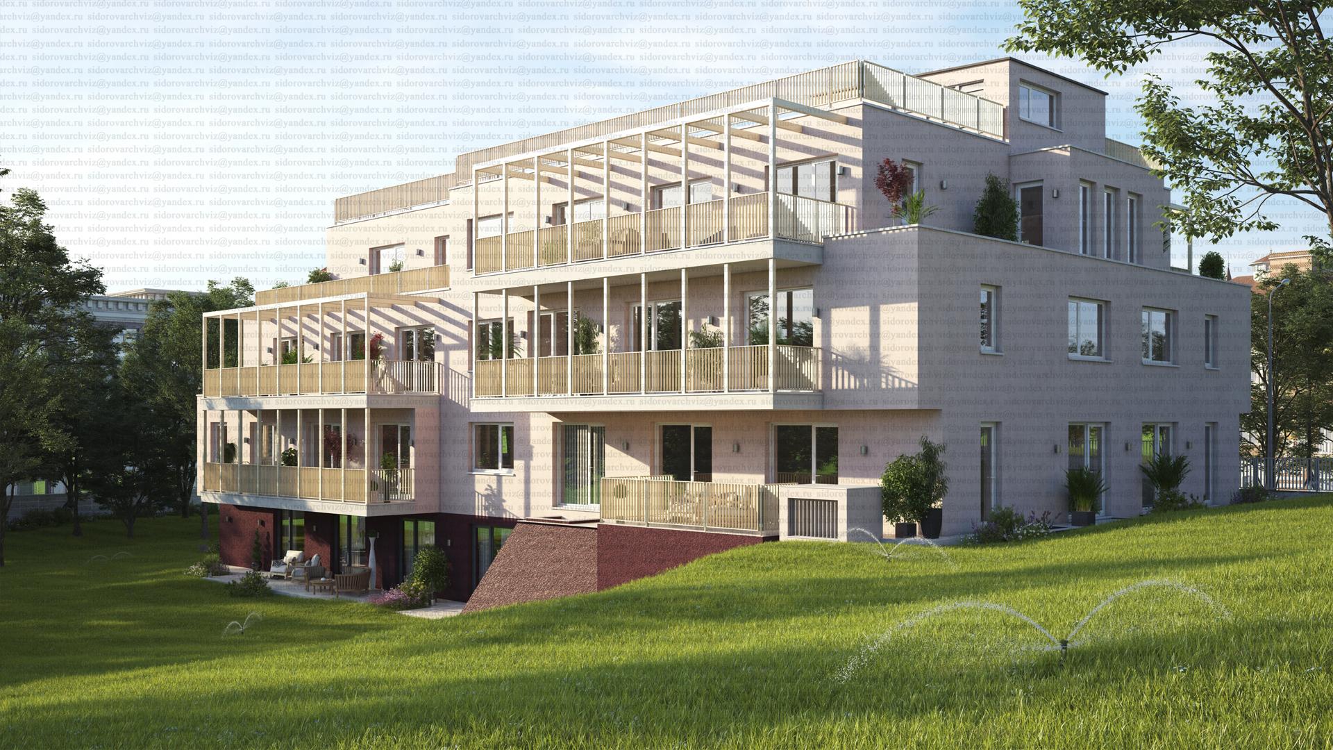 Дом в г. Вена, Австрия
