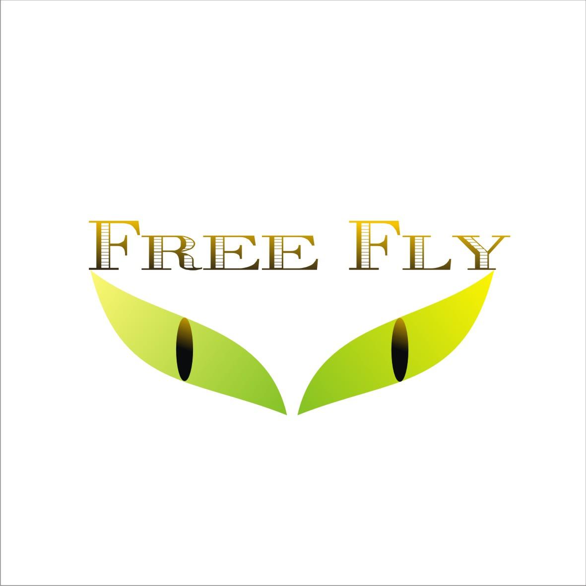 Логотип для общественного интернет-телевидения FreeFly фото f_4f977bc7c7e6a.jpg