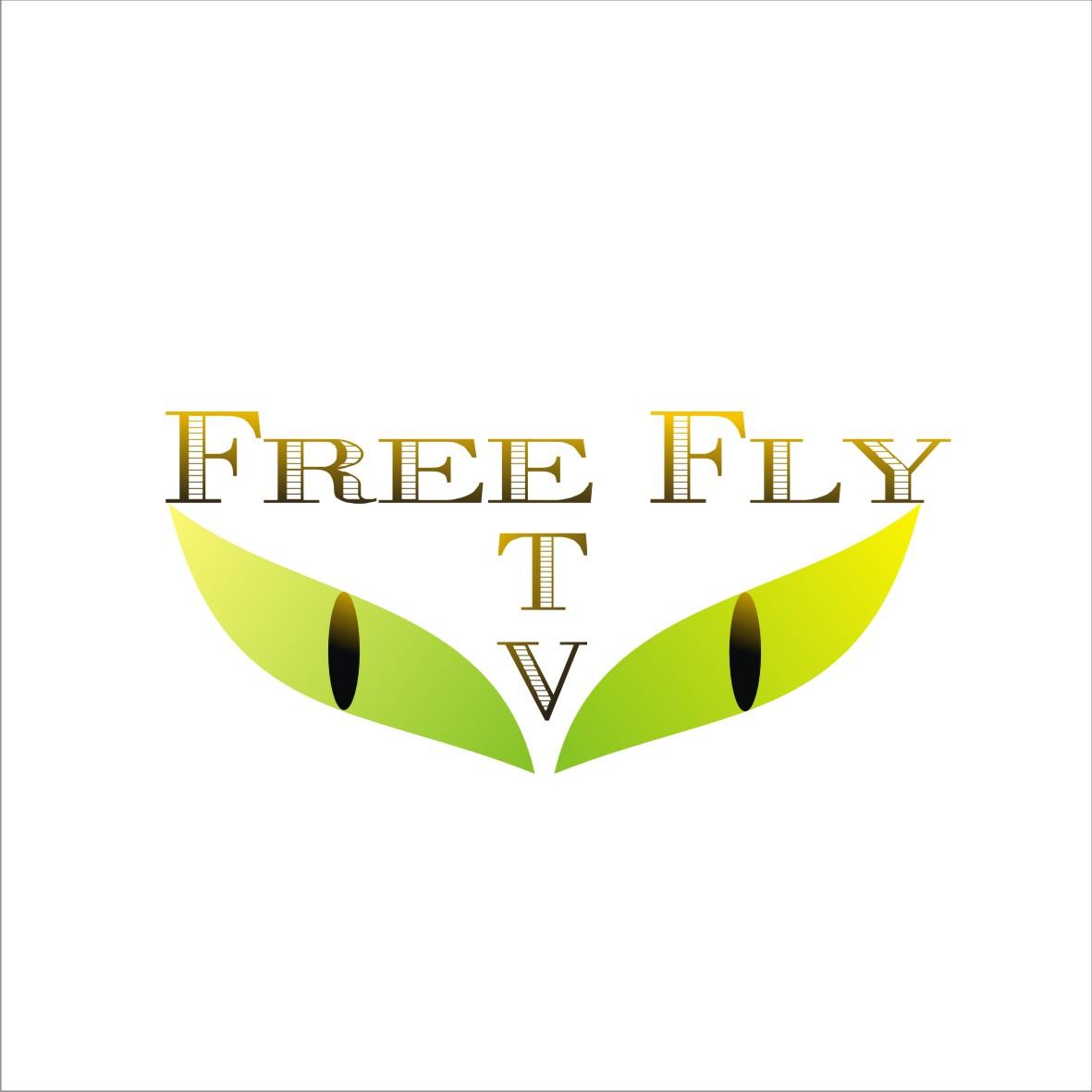 Логотип для общественного интернет-телевидения FreeFly фото f_4f977d983d22a.jpg