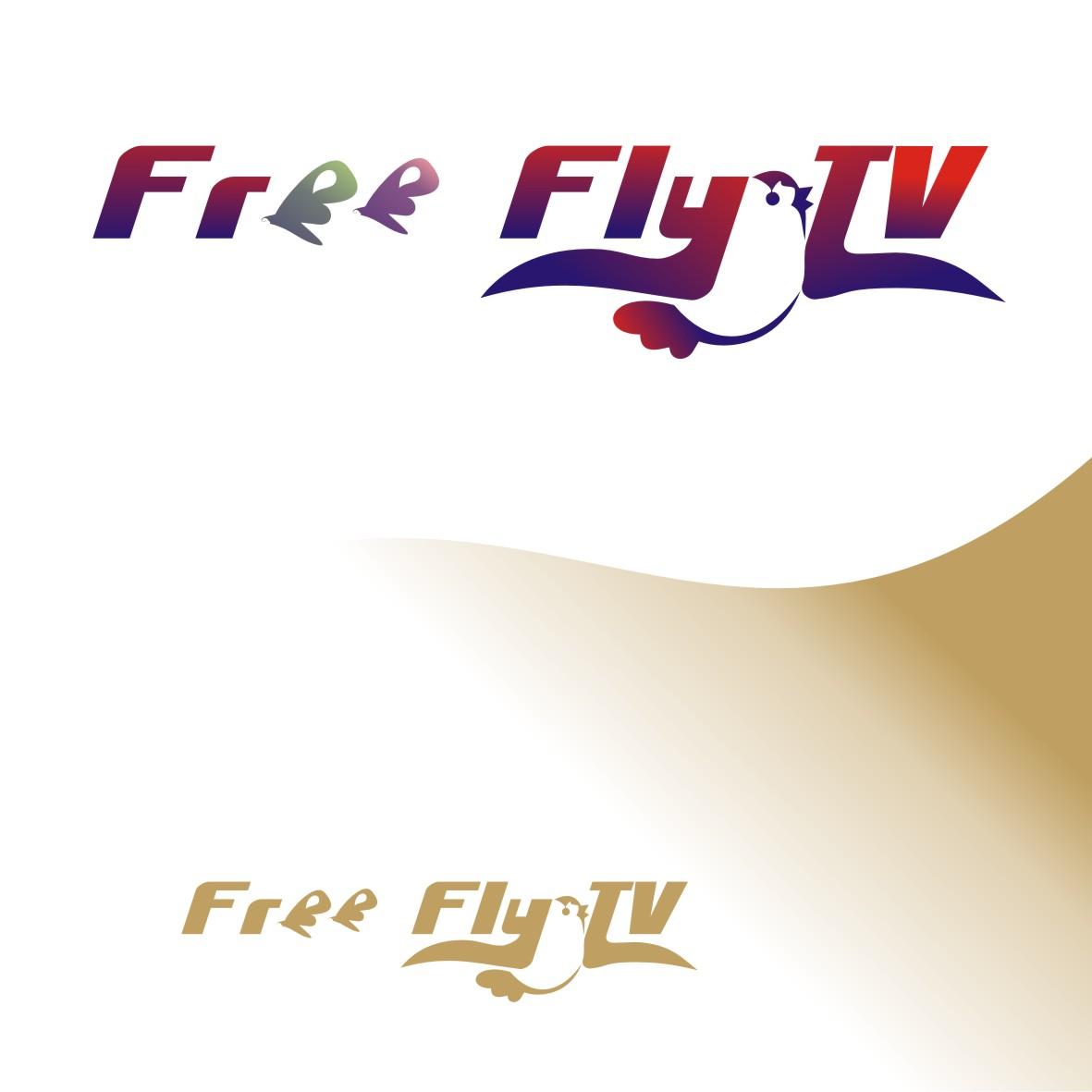 Логотип для общественного интернет-телевидения FreeFly фото f_4f97c54119dc3.jpg