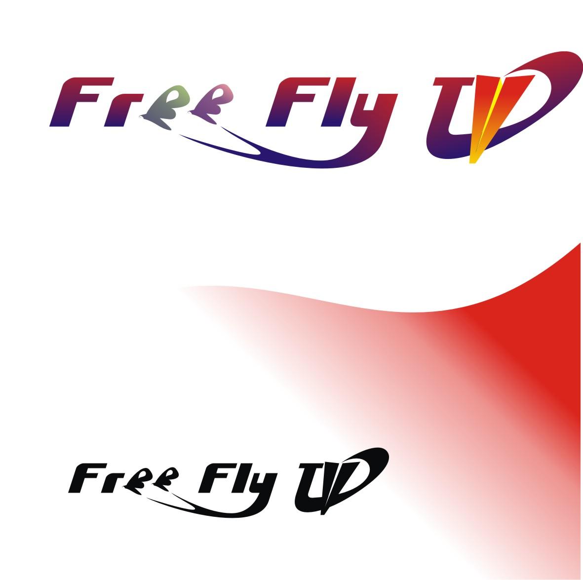 Логотип для общественного интернет-телевидения FreeFly фото f_4f97d85a8d7ca.jpg