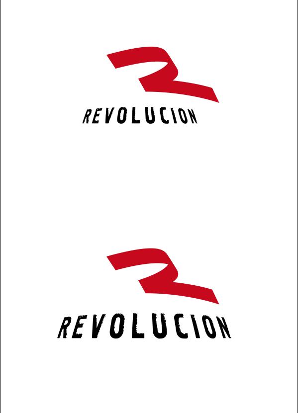 Разработка логотипа и фир. стиля агенству Revolución фото f_4fb9052ad39fe.png