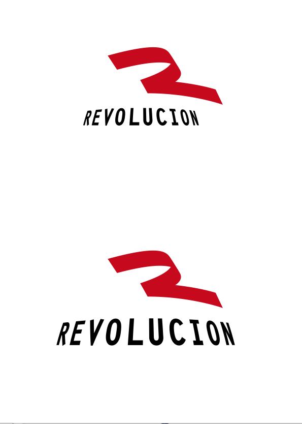 Разработка логотипа и фир. стиля агенству Revolución фото f_4fb905353e7b0.png