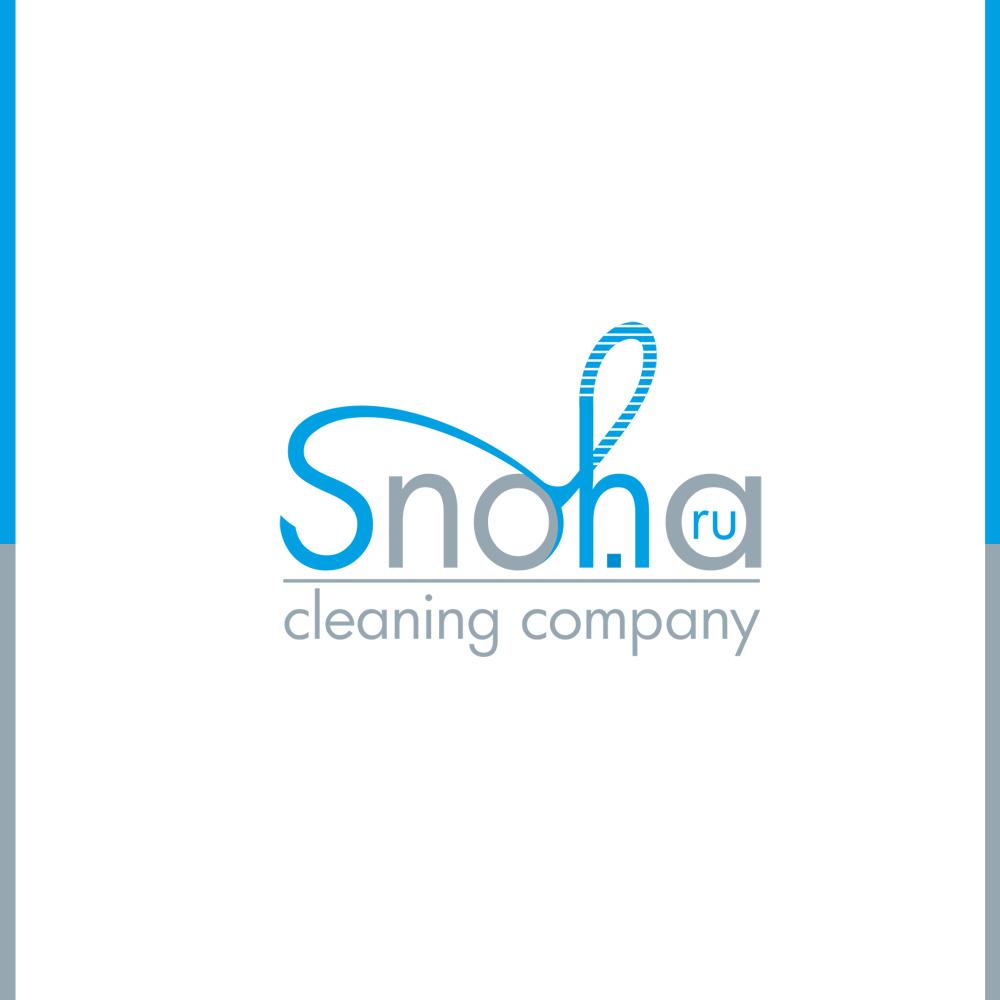 Логотип клининговой компании, сайт snoha.ru фото f_53254afed51e6336.jpg