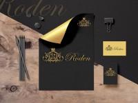 Логотип Roden