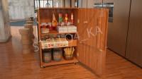 Моделинг и визуализация шкафа (вид 2)