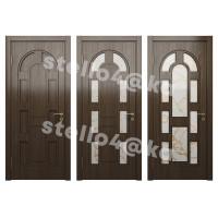 Двери m16 моделинг и визуализация