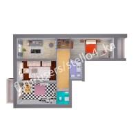 Планировка квартиры №5