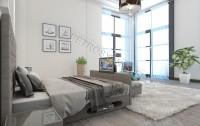 Визуализация дивана (2 вид)