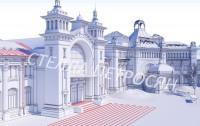 Музей истории (штриховка)