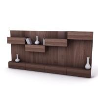 Моделинг мебельной стенки
