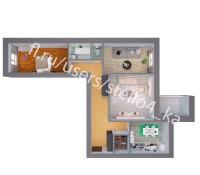 Планировка квартиры №10