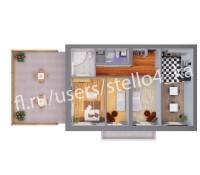 Планировка квартиры №7