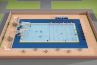 Бассейн (спортивный комплекс)