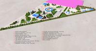 Планировка территории завода
