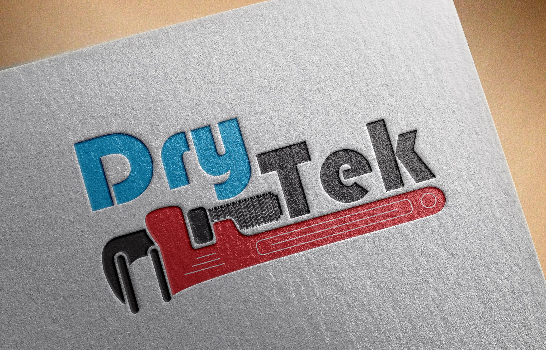 Создание логотипа для компании Drytek фото f_66959ba63207fe33.jpg