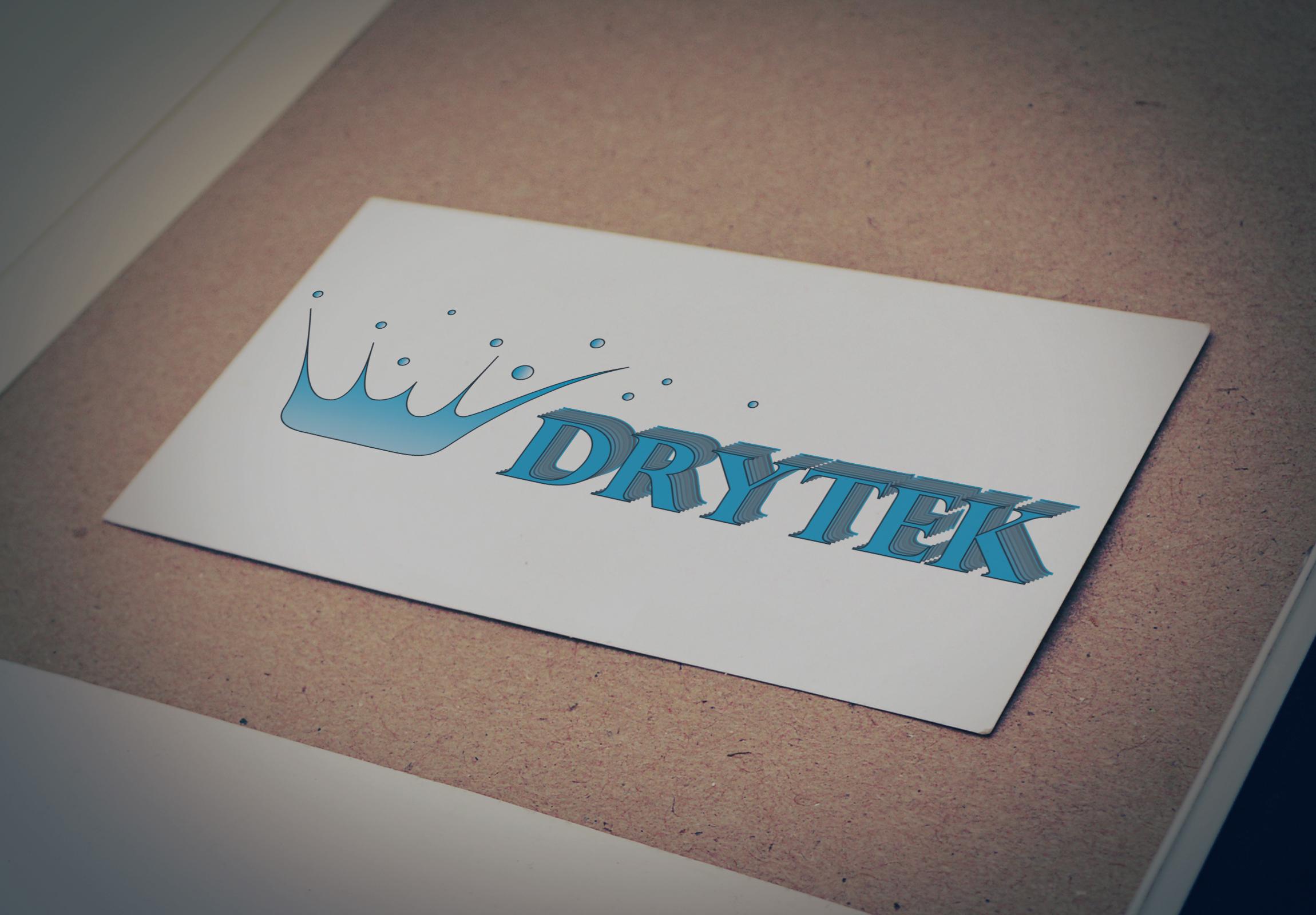 Создание логотипа для компании Drytek фото f_73459ba6350a50a3.jpg