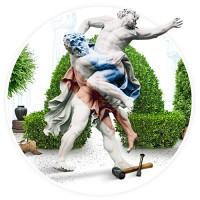 """Логотип и дизайн сайта для скульптора """"Sculptris"""""""