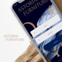 ASTORIA FURNITURE - Мобильное приложение ( Milano, Italy )
