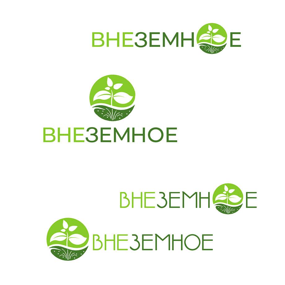 """Логотип и фирменный стиль """"Внеземное"""" фото f_7305e7a420da3c64.jpg"""