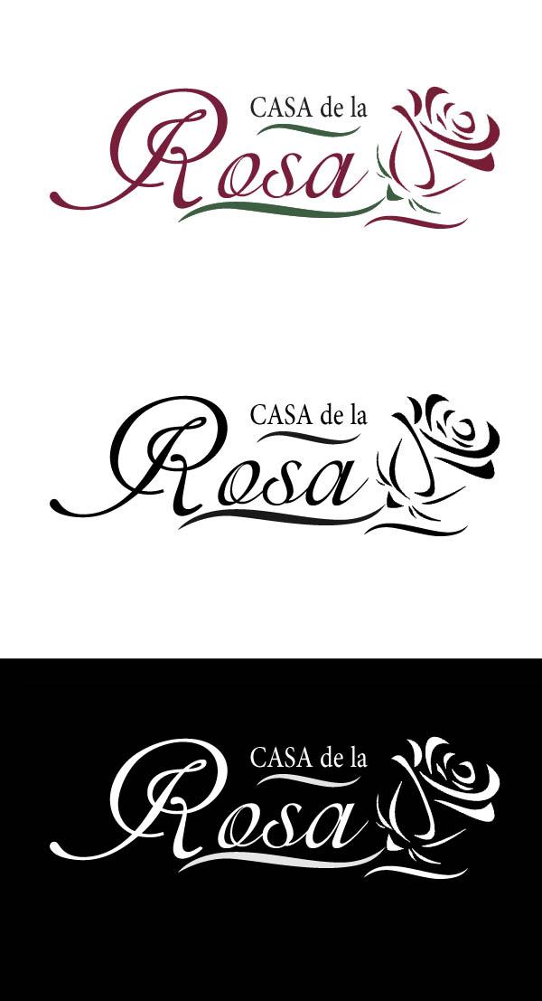 Логотип + Фирменный знак для элитного поселка Casa De La Rosa фото f_8295cd75c512bcd7.jpg