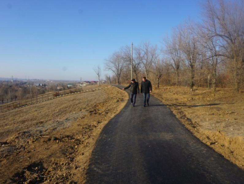 В Волжском появится велодорожка от речпорта до ЦПКиО