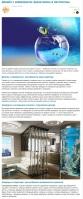 Дизайн с аквариумом: яркая жизнь в Застеколье