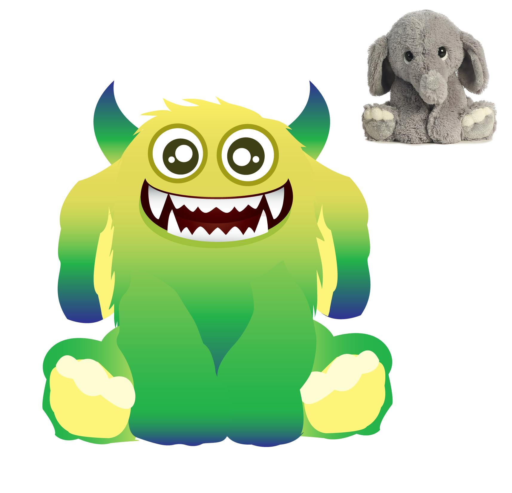 Дизайн 5 мягких игрушек фото f_9105cb848389065a.jpg