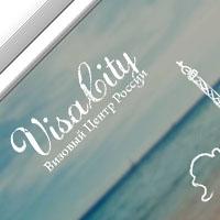Visacity.ru - Редизайн сайта