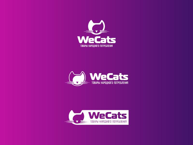 Создание логотипа WeCats фото f_4235f186b86cfff3.png