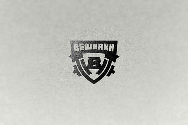 Адаптация (разработка) логотипа Силового клуба ВЕШНЯКИ в инт фото f_4695fbbf7ff9e600.jpg