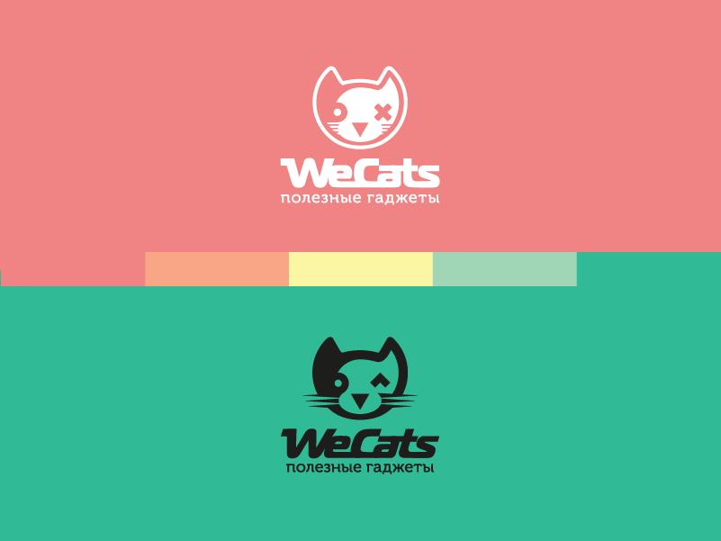 Создание логотипа WeCats фото f_8985f1ab874e752e.png