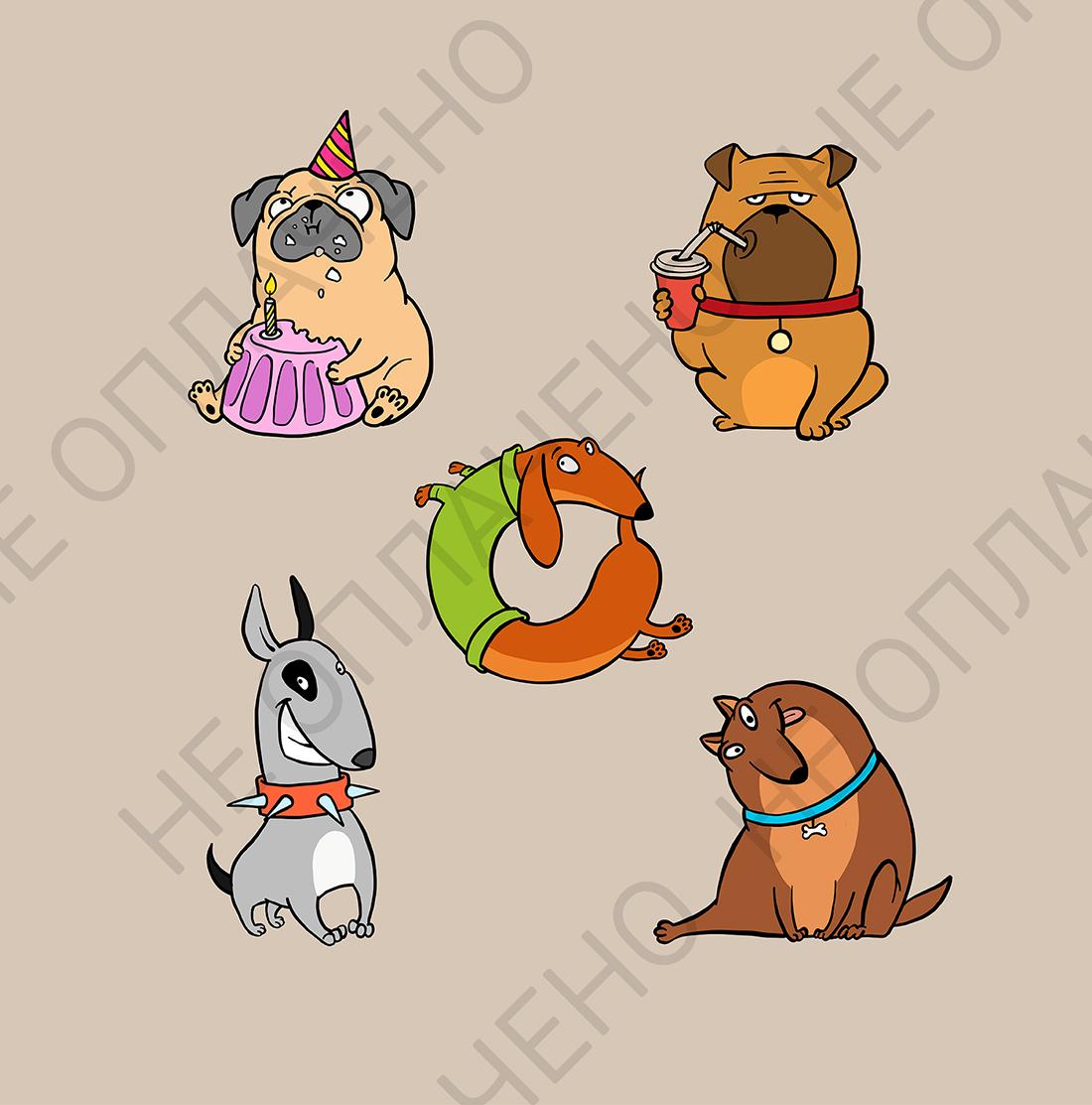 Коллекция 2D персонажей животных. фото f_6595977db33b2898.jpg
