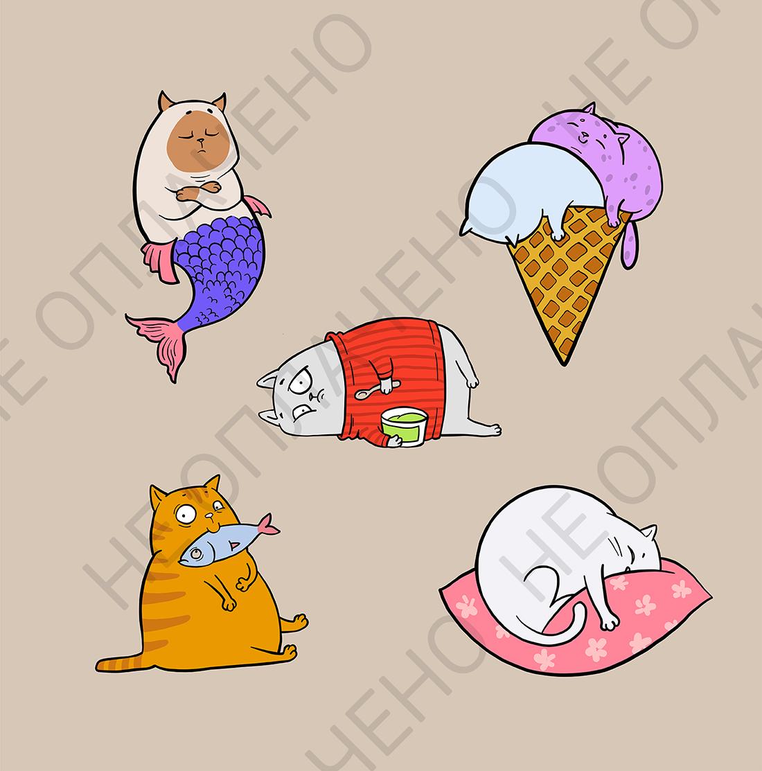 Коллекция 2D персонажей животных. фото f_9955977db2bc08df.jpg