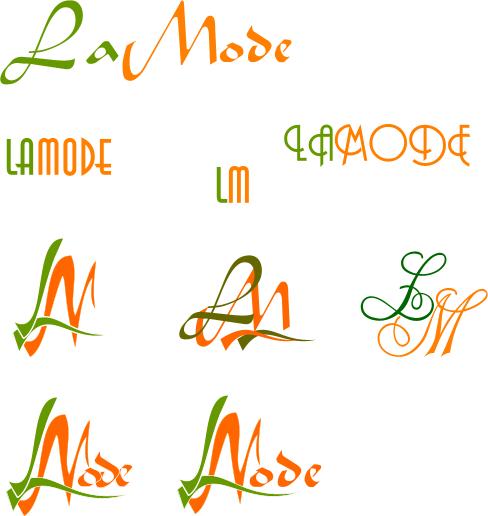 Лого LaMode