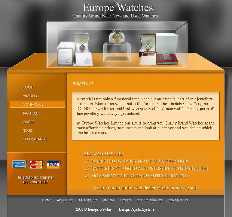 EuropeWatches