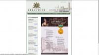 Сайт Лондонского делового клуба «GREENWICH»
