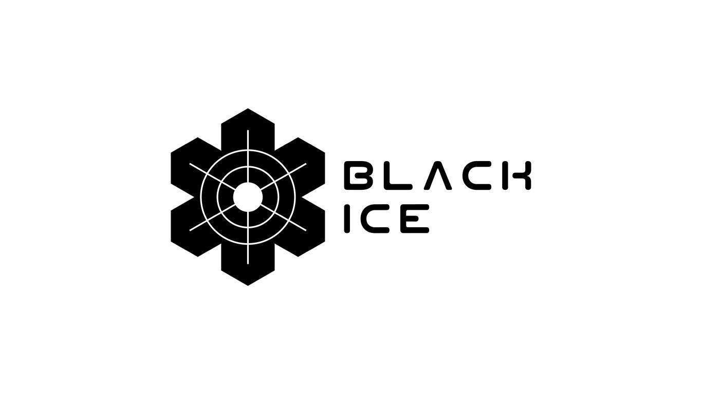"""Логотип + Фирменный стиль для компании """"BLACK ICE"""" фото f_117571a84b640180.jpg"""