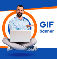 Баннеры статика+gif