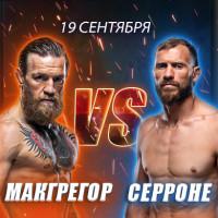 Баннер UFC