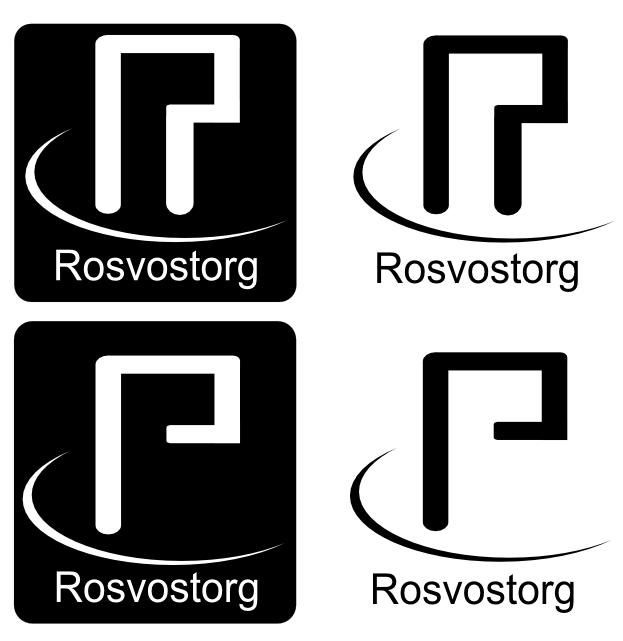 Логотип для компании Росвосторг. Интересные перспективы. фото f_4f870a1874449.png