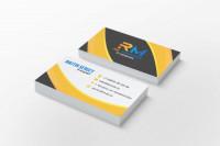 визитки и фирм стиль rickmaster