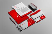 1-е место логотип и фирм. стиль альфа адрес