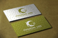 визитка и фирм стиль creative way
