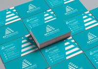 визитки и фирм стиль артфинанс