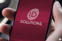 1-е место логотип и фирменный стиль id solutions