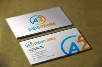 визитка и фирм стиль А2
