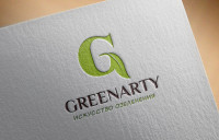 1-место логотип GreenArty