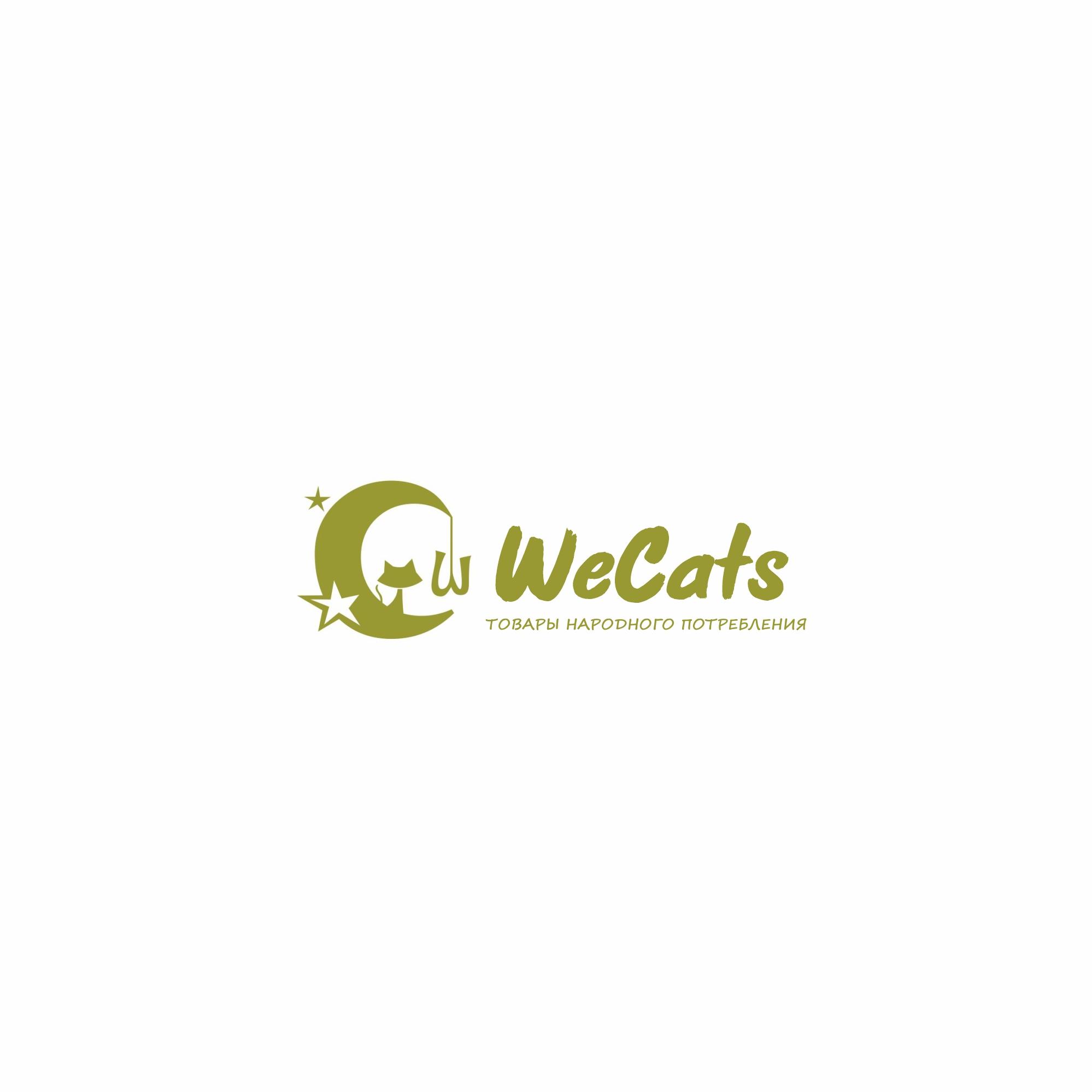 Создание логотипа WeCats фото f_8995f1977d2ab9f0.jpg