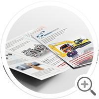 • лифлет ► для компании 'bendiks-shop.ru'